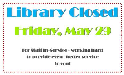 Closed In-Service