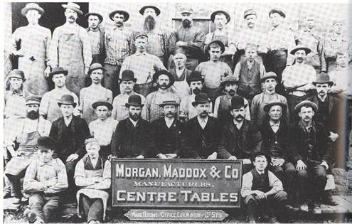 Maddox Table Company