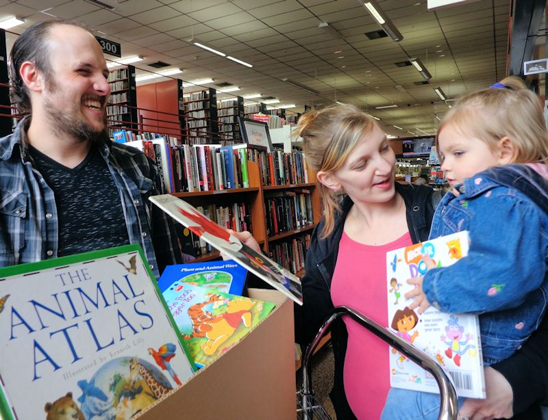 Kids Books Needed