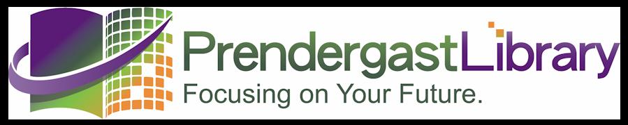 Prendergast Library Retina Logo
