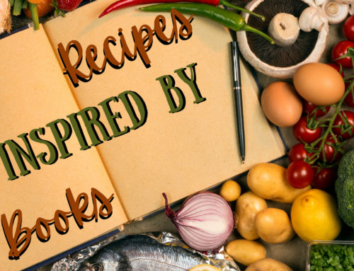 Recipes Inspired by Books