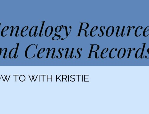 Genealogy Resources and Census Records
