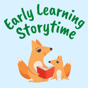 Early Learning Storytime
