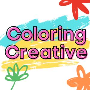 Coloring Creative