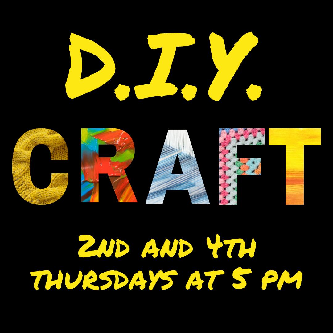 DIY crafting